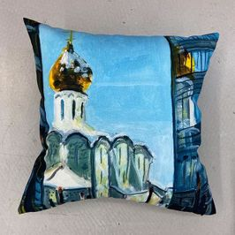 Coussin Moscou